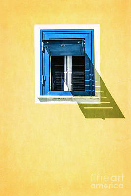 Spanish Adobe Style - Sunny Side Up by Evelina Kremsdorf