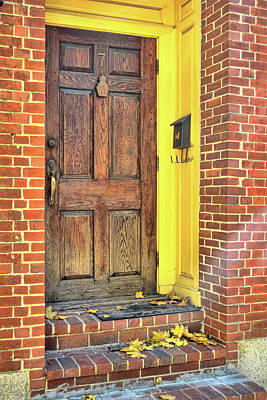 Photograph - Sunny Stoop by JAMART Photography