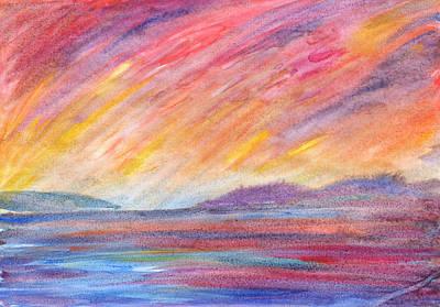 Painting - Sunny Wind by Irina Dobrotsvet