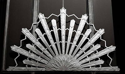Photograph - Sunrays Sunburst Art Feature by Marilyn Hunt