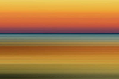 Tribal Patterns - Sunrise 3 by Scott Norris