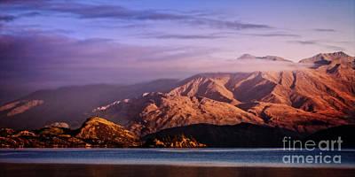Photograph - Sunrise At Lake Wanaka by Scott Kemper