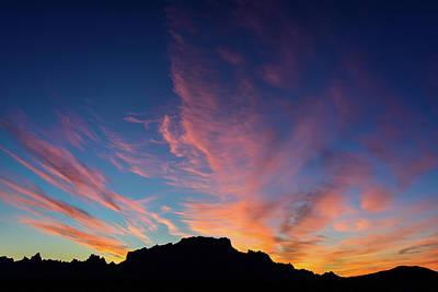 Photograph - Sunrise Burst by Mary Hone