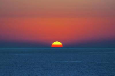 Photograph - Sunrise On Crete by Sun Travels