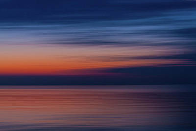 Little Mosters - Sunrise Over Lake Ontario 15 by Murray Pellowe