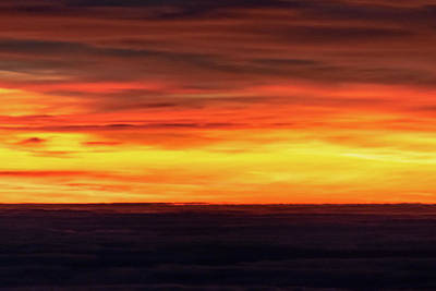 Wall Art - Photograph - Sunrise Over Portugal 1 by Steven Richman