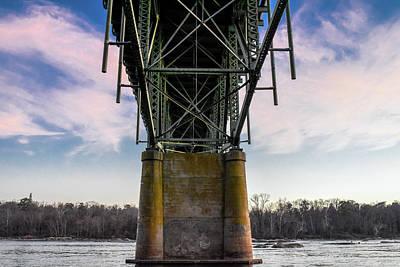 Photograph - Sunrise Under The Bridge by Doug Ash