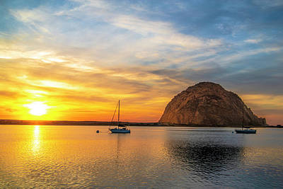 Sunset By The Bay Art Print by Fernando Margolles
