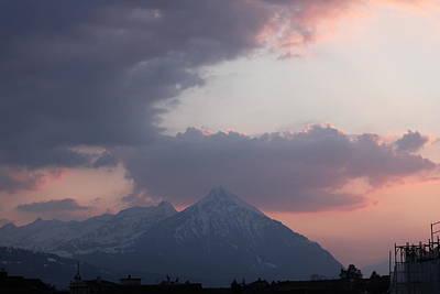 Photograph - Sunset 2969 by John Moyer