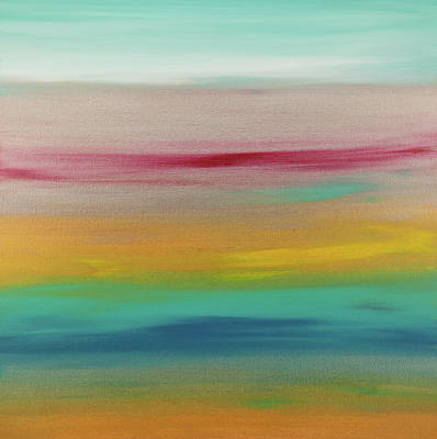 Painting - Sunset 47 by Hilary Winfield