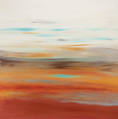 Painting - Sunset 57 by Hilary Winfield