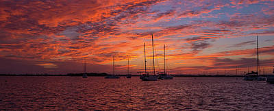 Photograph - Sunset Across The Keys by Mark Duehmig