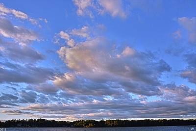 Photograph - Sunset Clouds by Lisa Wooten