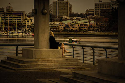 Photograph - Sunset Enjoyment by Juan Contreras
