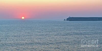 Photograph - Sunset In Sagres by Angelo DeVal