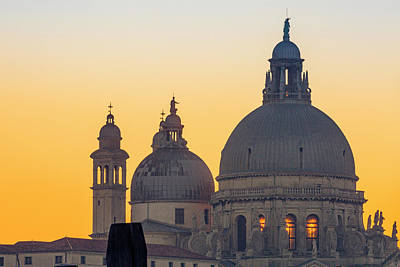 Photograph - Sunset In Venice by ProPeak Photography