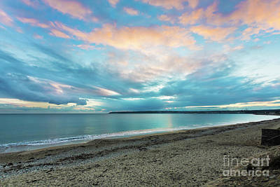 Photograph - Sunset Over Penzance by Terri Waters