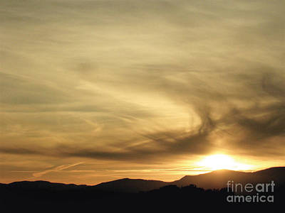 Photograph - Sunset Over The Dingle Peninsula by Pauline Christie