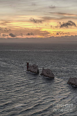 Photograph - Sunset Past The Needles by Clayton Bastiani