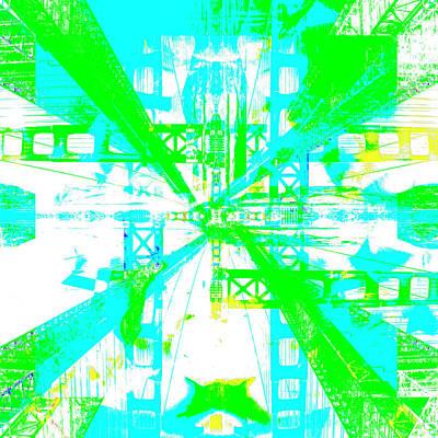 Digital Art - Support by Payet Emmanuel