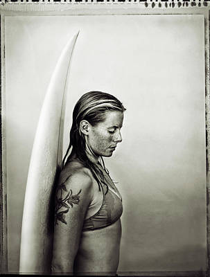 Photograph - Surfer Girl Ventura by Photo By Kyle George