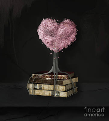 Surrealism Royalty Free Images - Surreal still life Royalty-Free Image by EllerslieArt