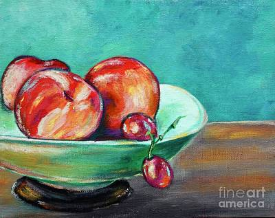 Painting - Sweet Things 1 by Jacqueline Athmann