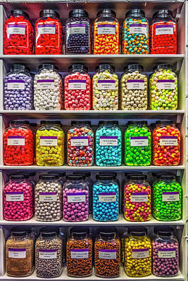 Photograph - Sweet Tooth Paradise by Debra and Dave Vanderlaan