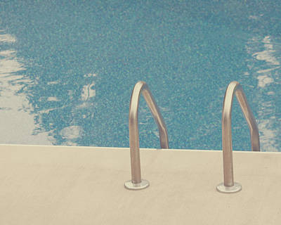 Summer Photograph - Swimming Pool by Jessica Helinski
