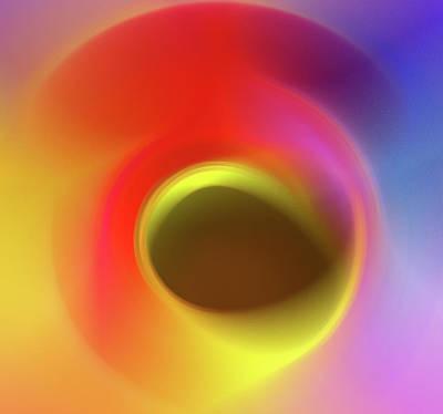 Photograph - Swirled Cup by Jeff Brunton