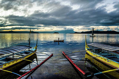 Photograph - Taal Lake Yacht Club by Michael Arend