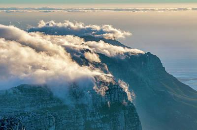Photograph - Table Mountain by Fabrizio Troiani
