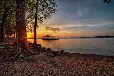 Photograph - Table Rock Lake by David Mohn