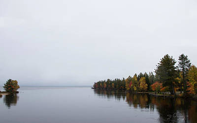 Photograph - Tahquamenon Rivermouth by Evie Carrier