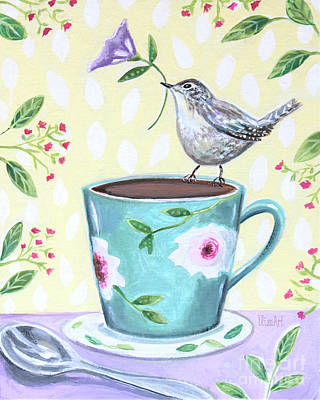 Painting - Take Time For Rest by Elizabeth Robinette Tyndall