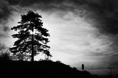 Photograph - Taking Photographs by Okan YILMAZ