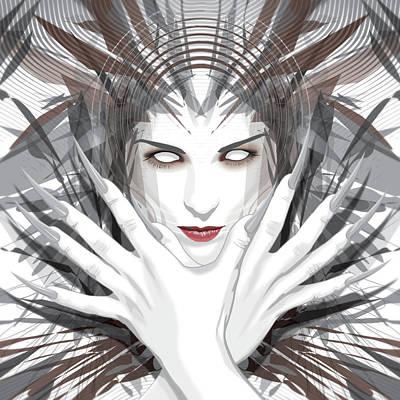Digital Art - Talons by Jason Casteel
