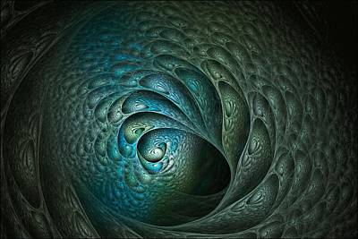 Digital Art - Tangaroa by Doug Morgan