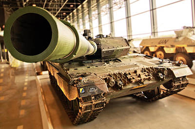 Photograph - Tanks by Doc Braham