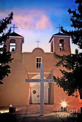 Photograph - Taos Mission Church by Scott Kemper