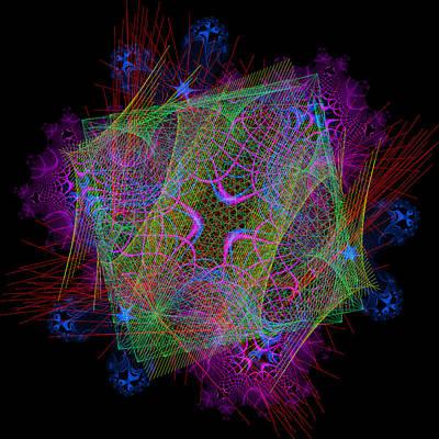 Digital Art - Tartuffine by Andrew Kotlinski