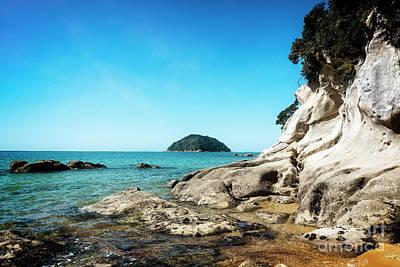 Photograph - Tasman Bay by Scott Kemper