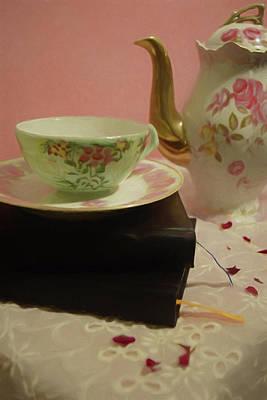 Photograph - Tea Party Time by Pamela Walton