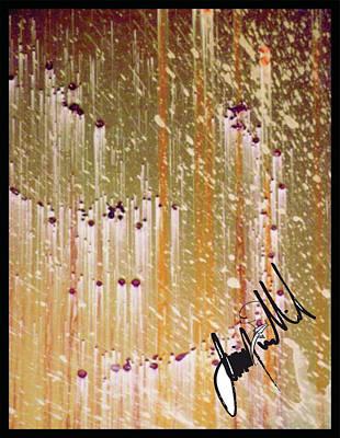 Digital Art - Tears by Jimmy Williams