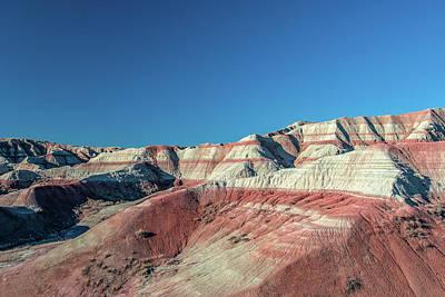 Photograph - Technicolor Slopes by Todd Klassy