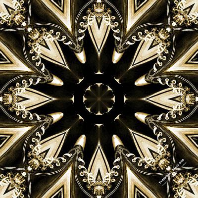 Digital Art - Teddy Bear Tears 666k8 by Brian Gryphon