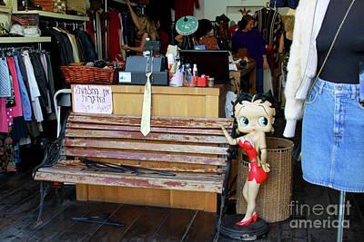 Photograph - Tel Aviv Flea Market by PJ Boylan