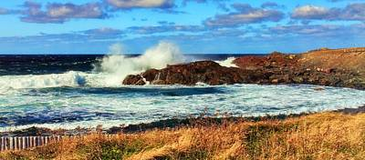Photograph - Tempestuous Bonavista by Tatiana Travelways