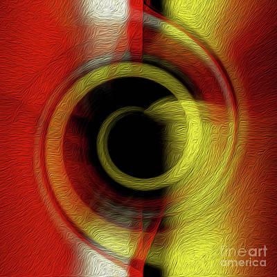 Digital Art - Temporal Vortex 7 by Kenneth Montgomery