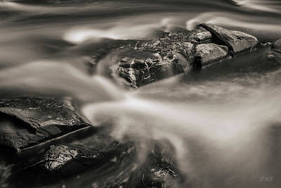 Photograph - Ten Mile River IIi Hunts Mills Toned by David Gordon